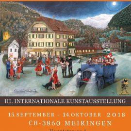 Exposition en Suisse